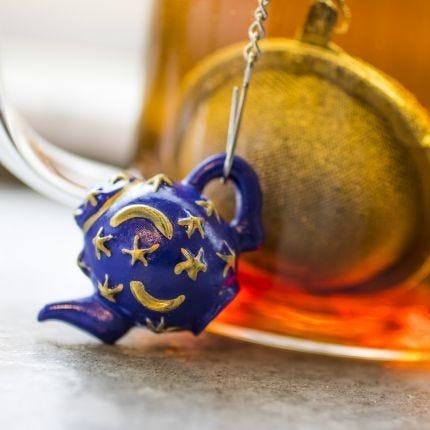 Teapot Charm Infuser