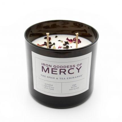 Iron Goddess of Mercy Candle