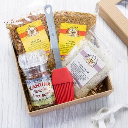 It's a Flavorful Life Gift Box - Volume Priced