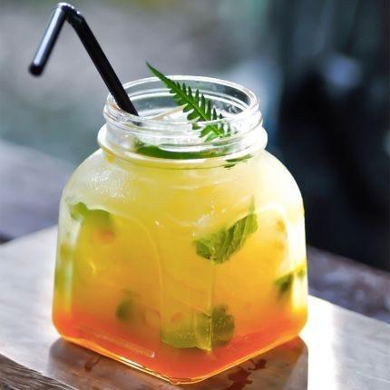 Mango Tango Mocktail
