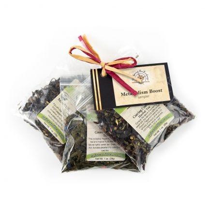 METABOLISM BOOST tea sampler