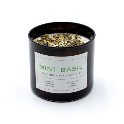 Mint Basil Candle