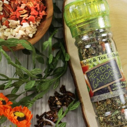 Herbal Garden Spice Blend