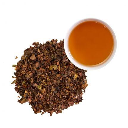 Mocha Truffle Coffee Leaf Tea