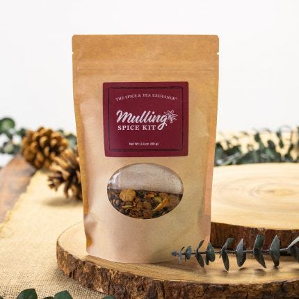 Mulling Spice Kit