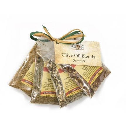 Olive Oil Blends Sampler