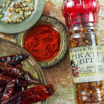 Pirate's Bite Spice Blend