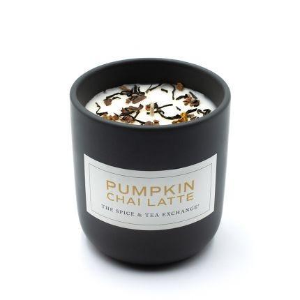 Pumpkin Chai Latte Candle