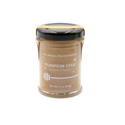 Pumpkin Chai Whipped Honey Jar