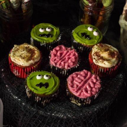 Pumpkin Creme Cupcakes