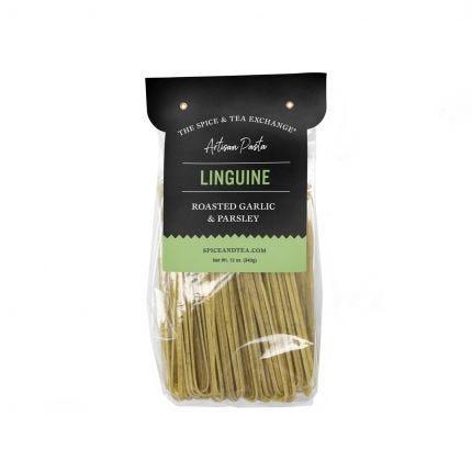 Roasted Garlic Linguine