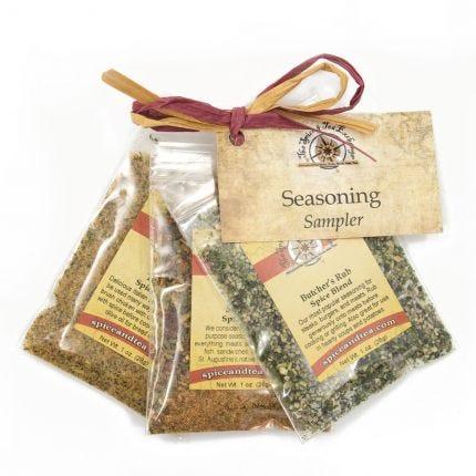 Seasoning Sampler