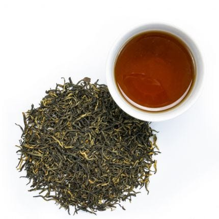 Golden Monkey Tea