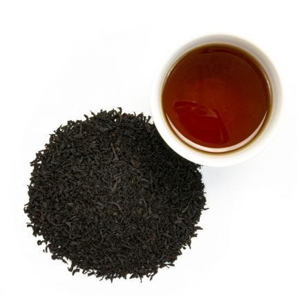 Black Chocolate Tea