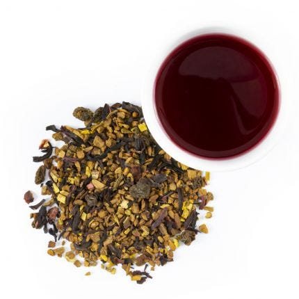 Cinnamon Plum Herbal Tea