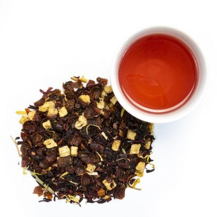 Berry Bouquet Herbal Tea