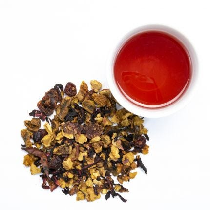 Cranberry Apple Tart Herbal Tea