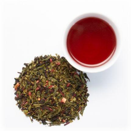 SUPERBERRY TRIFECTA  green tea blend