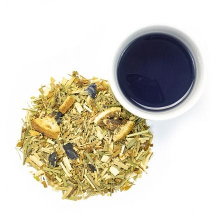 Aurora Blue Herbal Tea