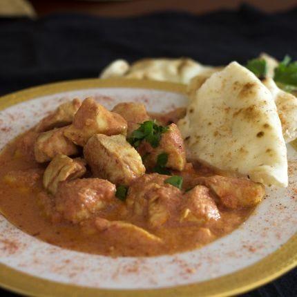 Tandoori Tikka Chicken