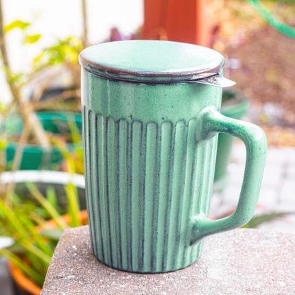 Sage Tea Mug Infuser