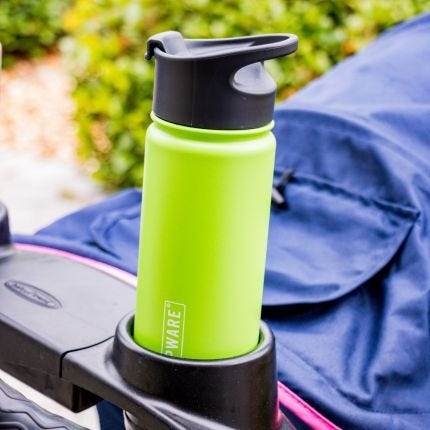 Tea Tumbler - Traveler Lime