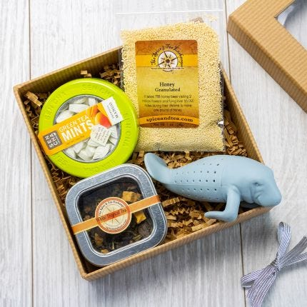 TEAropical Breezes Gift Box