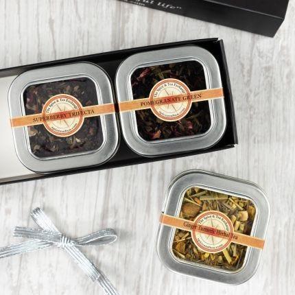 WELLNESS WARRIOR tea gift box