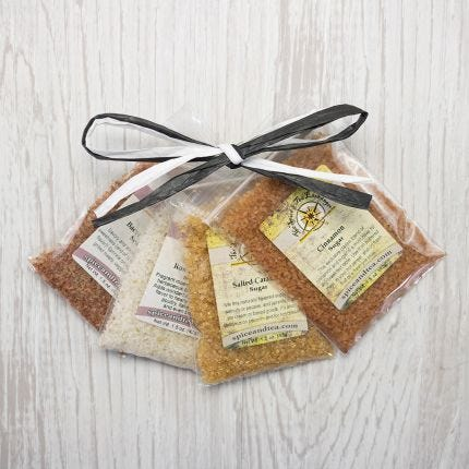 You're All I Knead Sampler