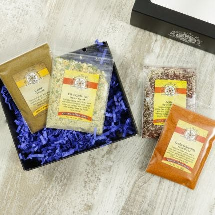 Yummus Hummus! Gift Box