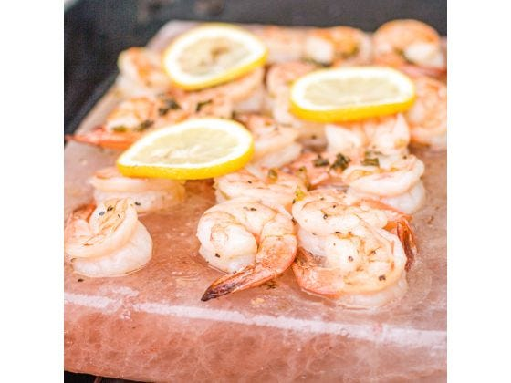 Black Pepper Honey Shrimp