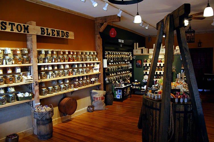The Spice & Tea Exchange® of Mystic