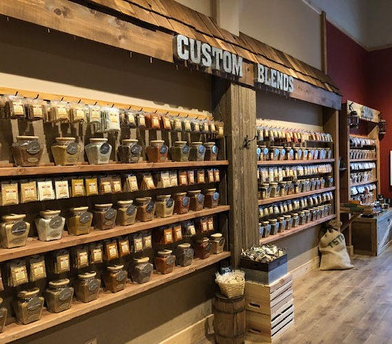 The Spice & Tea Exchange® of Coeur d'Alene