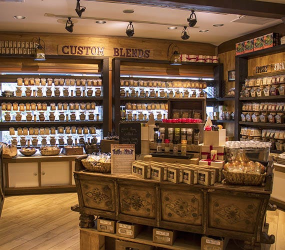 The Spice & Tea Exchange® of Disney Springs
