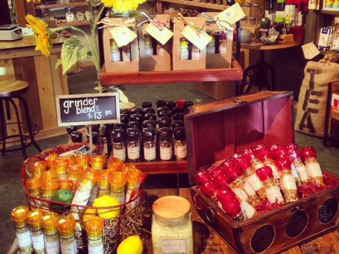 The Spice & Tea Exchange® of Highlands