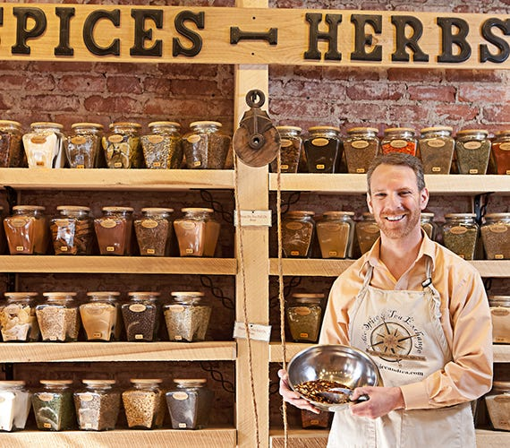 The Spice & Tea Exchange® of Georgetown