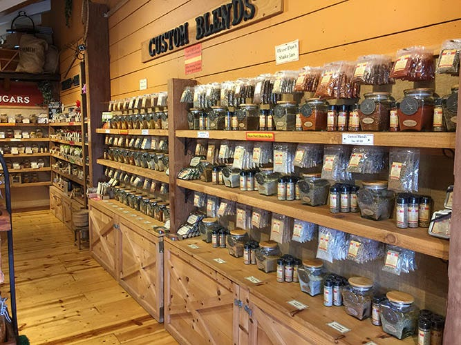 The Spice & Tea Exchange® of San Francisco