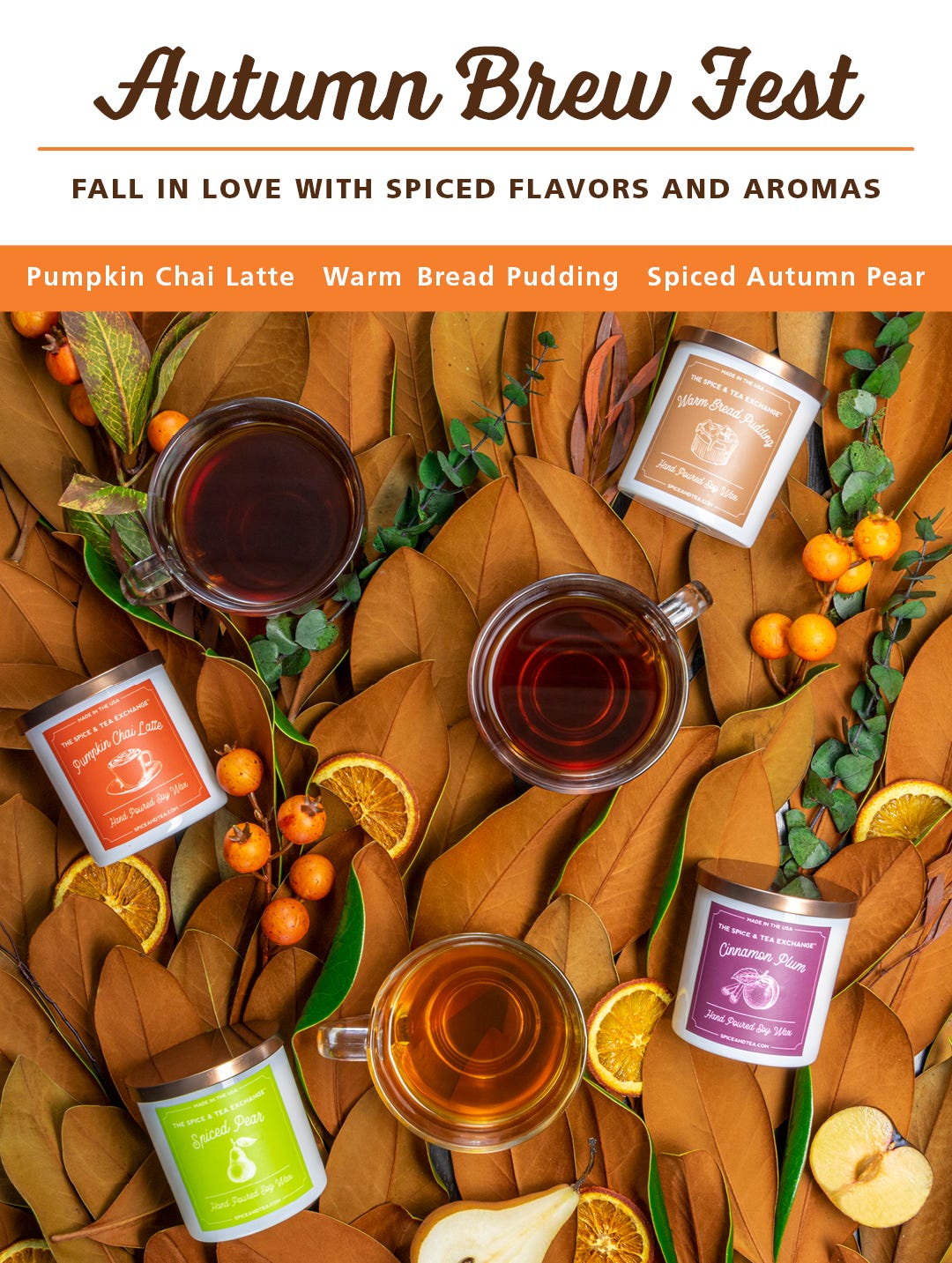 Buy Best Gourmet Spices, Teas & Sugars Online | Top Spice